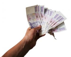 Půjčka do 5000 na účet