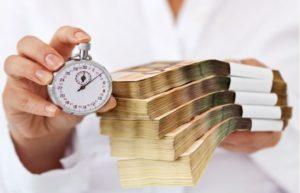 Hotovostní krátkodobá půjčka
