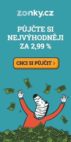 Zonky půjčky - Nejvýhodnější půjčka od lidí pro lidi